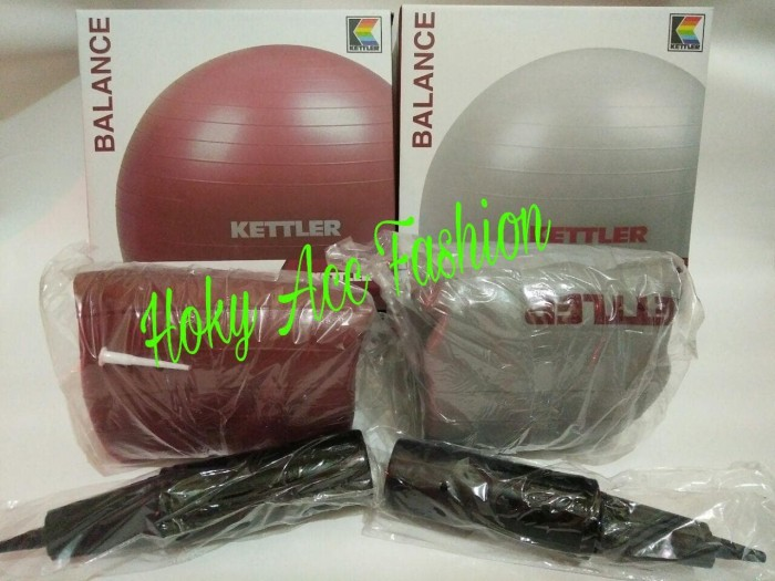 harga Gym ball kettler 65cm Tokopedia.com