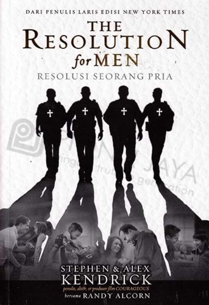 Foto Produk Resolution for Men (Resolusi Seorang Pria) Stephen & Alex Kendrick dari CV Pionir Jaya
