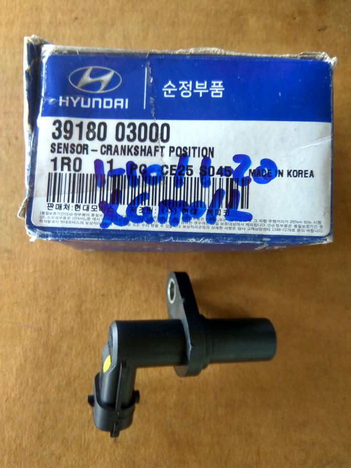 Jual sensor ckp crankshaft position kia all new picanto hyundai i10 asli -  Jakarta Utara - TOKO SM HYUNDAI | Tokopedia