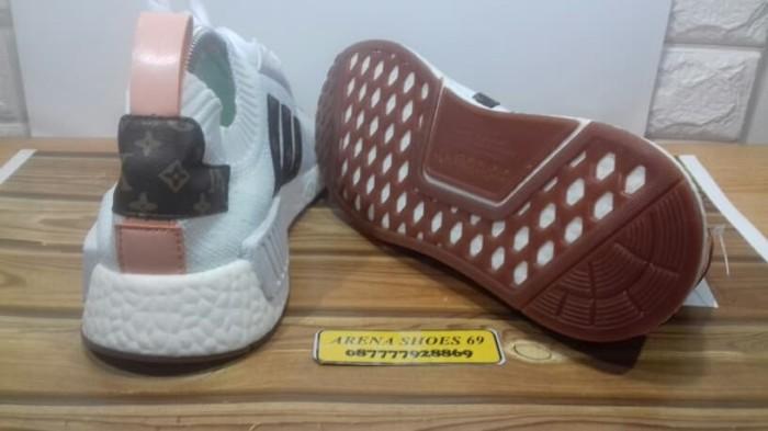 db0030dc475f Jual Sepatu Adidas NMD R1 LV Louis Vuitton