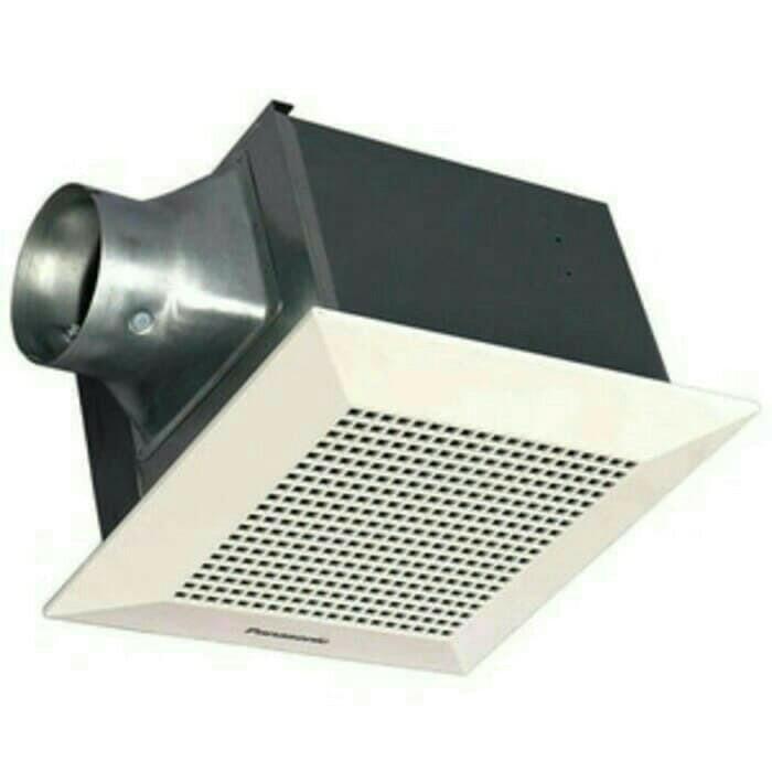 harga Exhaust fan ceiling plafon cerobong sirocco / panasonic - fv 24cdun Tokopedia.com