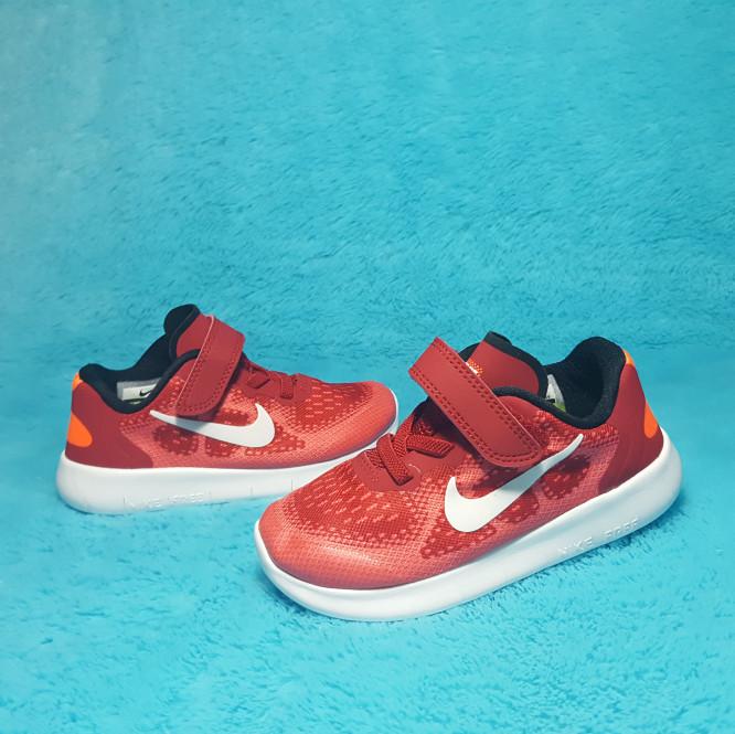 harga Sepatu anak original nike free run toddler soft lush red Tokopedia.com