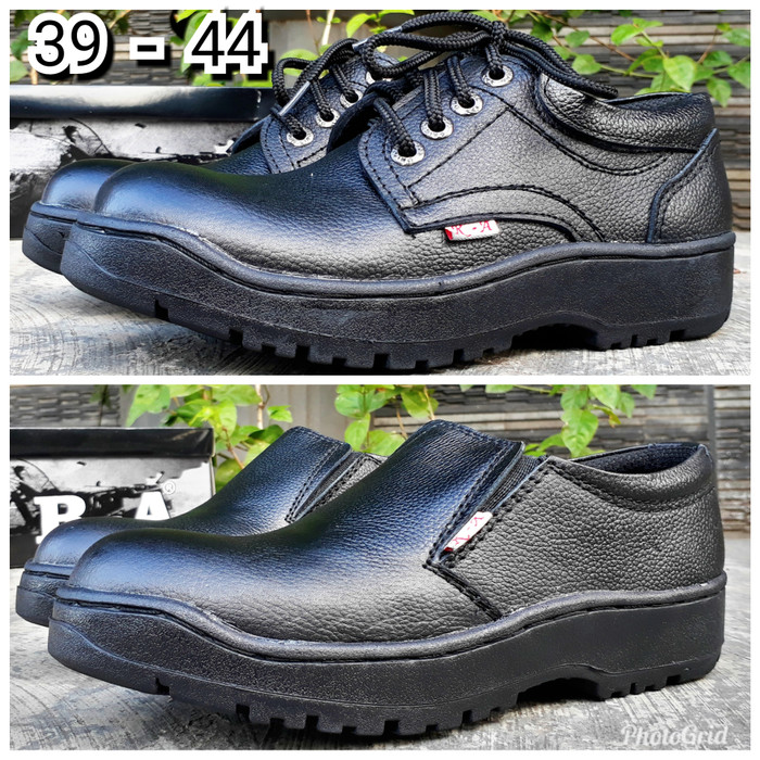harga Sepatu septi sepatu safety ra shoes sepatu industrial sepatu pabrik Tokopedia.com