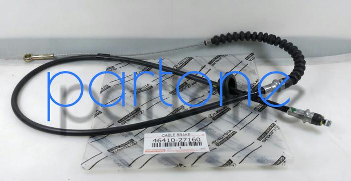 harga Kabel rem tangan , belakang kanan. kijang grand / super. short. Tokopedia.com