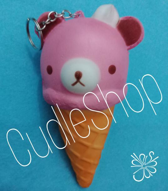 harga Gantungan kunci squishy ice cream Tokopedia.com