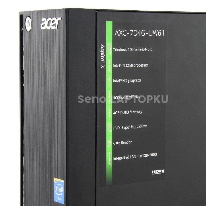 Katalog Desktop Acer Travelbon.com