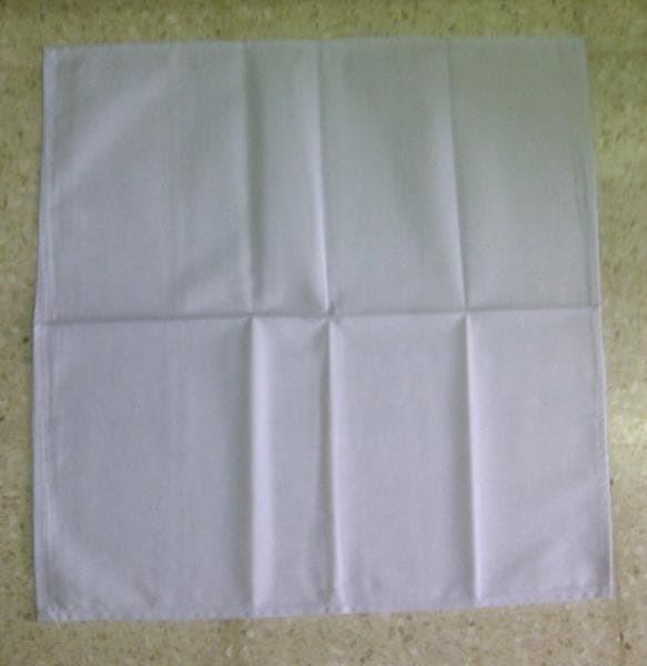 harga Napkin / serbet (tebal, ukuran: 50x50cm, isi: 6lembar) red / white Tokopedia.com
