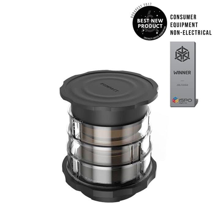Jual Cafflano – Kompact Coffee Brewer Black Harga Promo Terbaru