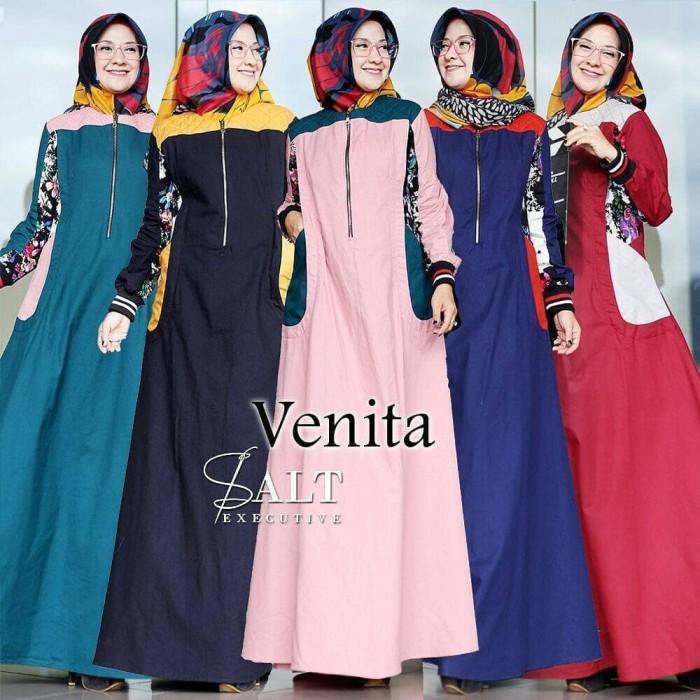 Fashion Wanita Hijab Gamis
