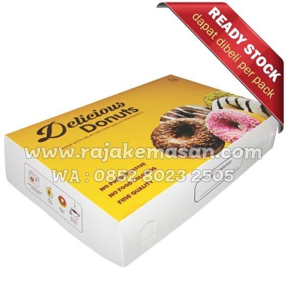 Jual Dus Donat, Box Donat, Kotak Donat, Donuts Box ...