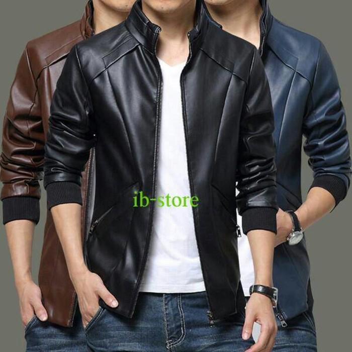 Foto Produk T-Kio Leather Jacket - Street S Edition dari T-Kio Shop