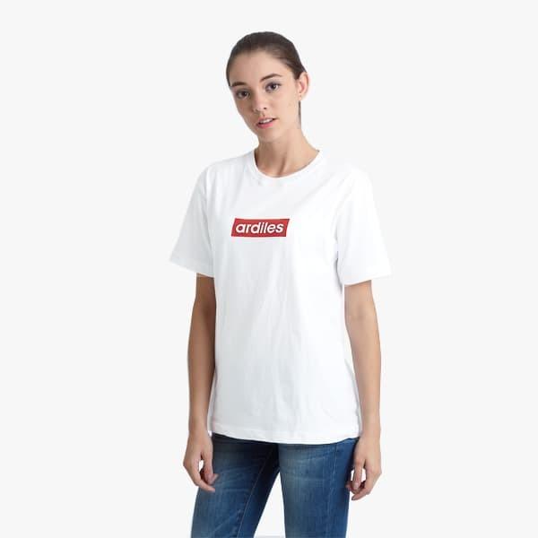 Ardiles women t-shirt original - putih m
