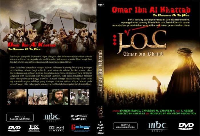 harga Dvd film islam umar bin khatab - best seller Tokopedia.com