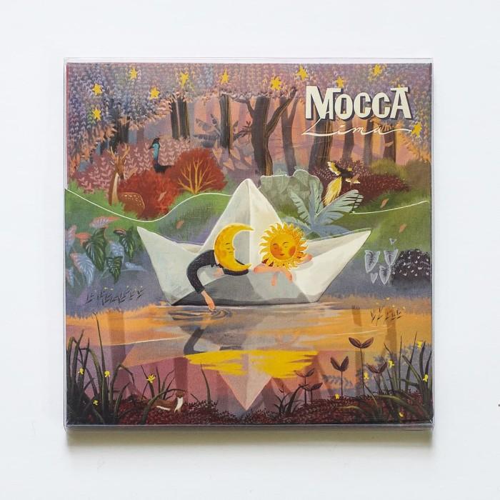 Foto Produk CD MOCCA - LIMA (DELUXE VERSION) dari tokomocca