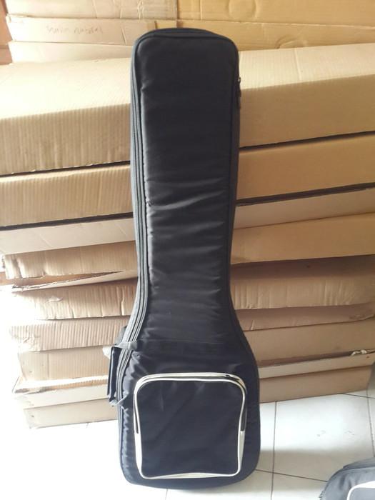 harga Gigbag/semi gigbag/softcase gitar bass elektrik tebal Tokopedia.com