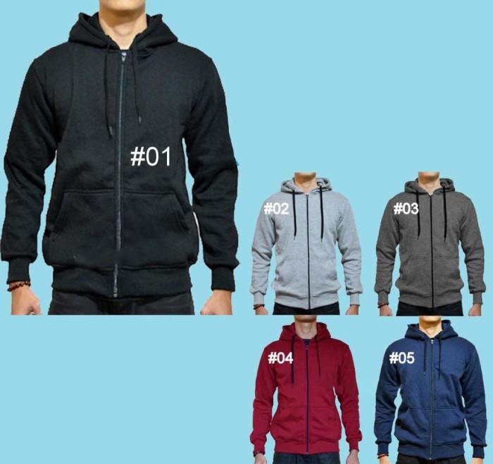 Big Jumbo XXL XXXL Source BASEBALL VARSITY HITAM MERAH Source Jaket Polos Sweater Hoodie Polos Jaket