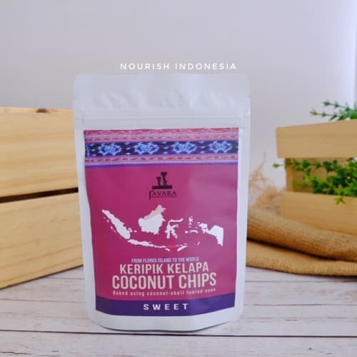 harga Javara, coconut chips sweet Tokopedia.com
