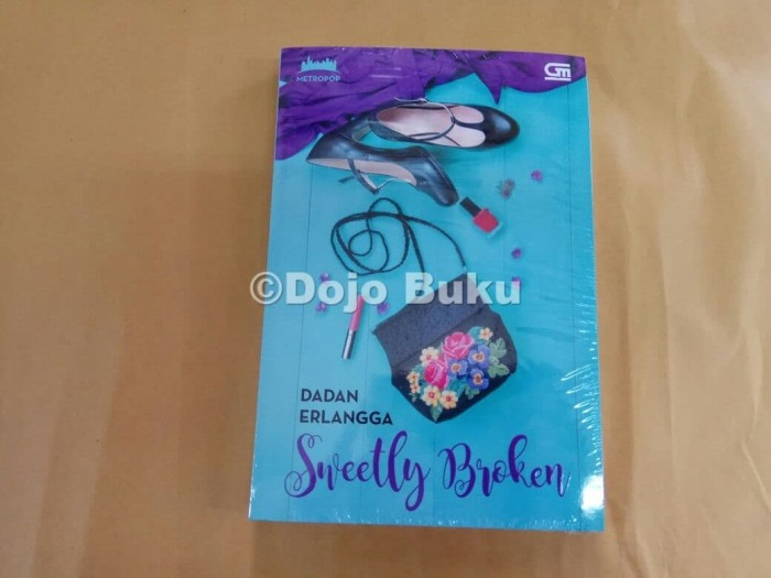 harga Metropop: sweetly broken by dadan erlangga Tokopedia.com