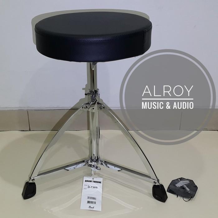harga Drum throne / kursi drum pearl d-730s / d 730s / d730s Tokopedia.com