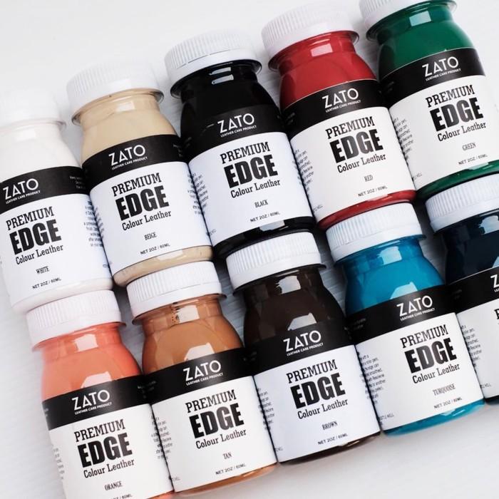 Foto Produk Leather Edge Finish Colour for Professional. dari ZATO INDONESIA