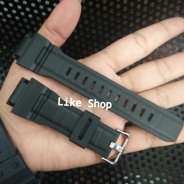 harga Strap tali watch jam tangan g shock gshock g-shock mudman g9300 g 9300 Tokopedia.com