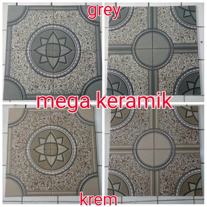 Jual Keramik Lantai 40x40 Motif Jakarta Pusat Mega Keramik Tokopedia