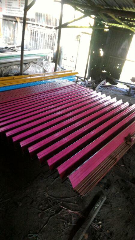 Jual Pintu Folding Gate Rolling Door Pintu Besi L 470 X T 2 5 Harmonika Jakarta Barat Jvshop0702