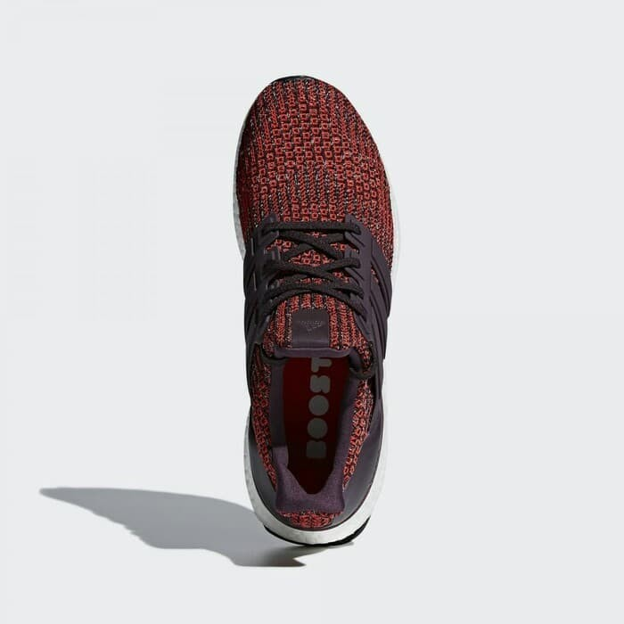3ae433e0926 Jual Adidas Ultraboost 4.0 Burgundy Maroon Black