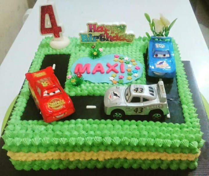 780 Gambar Kue Ulang Tahun Mobil Polisi Gratis