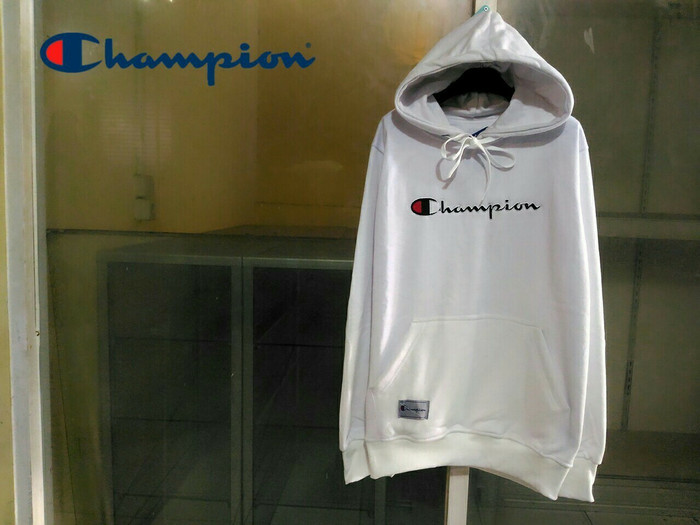 Sweater hoodie jumper champion