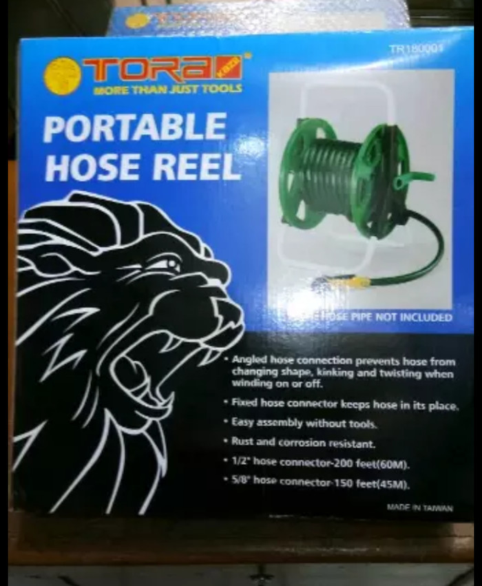 harga Portable hose reel / gulungan selang air made in taiwan Tokopedia.com