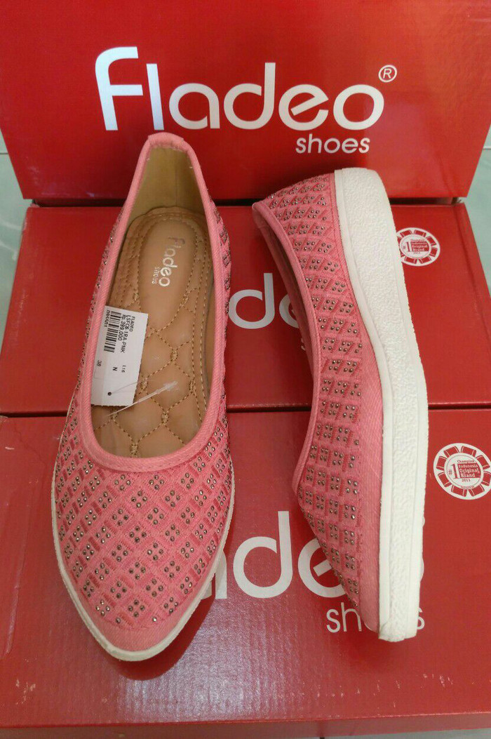 harga Fladeo flat shoes Tokopedia.com