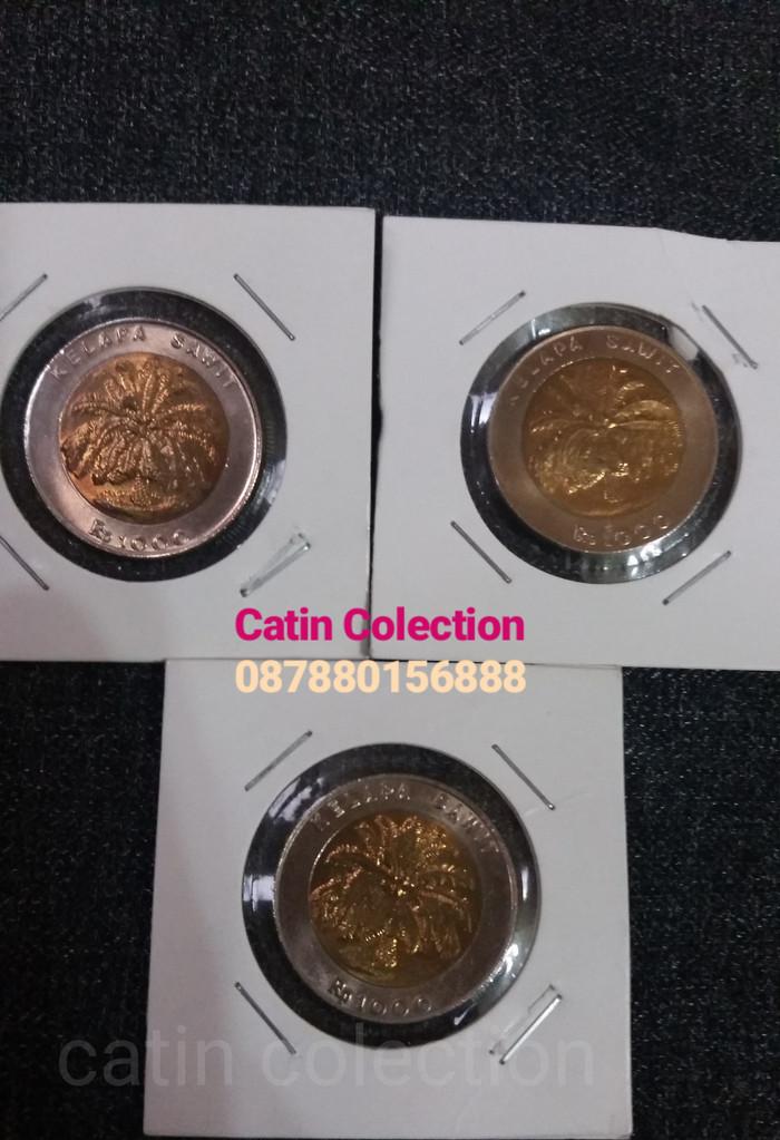 harga Uang koin 1000 Rupiah tahun 1996 kelapa sawit Tokopedia.com