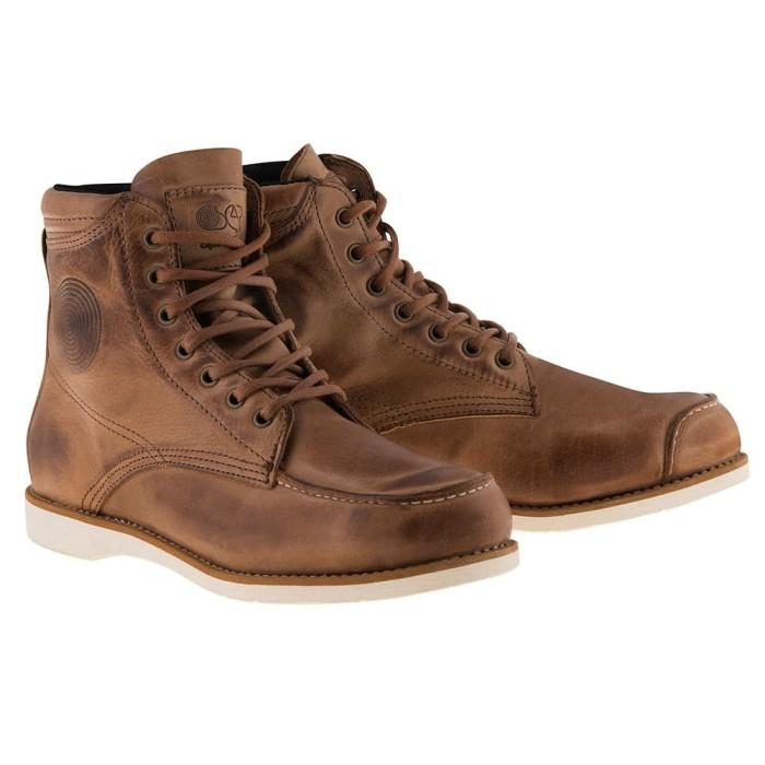 harga Sepatu casual alpinestars monty oscar original - brown - 43 Tokopedia.com