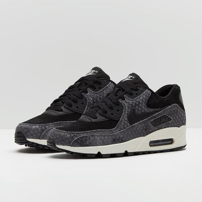 Jual Sepatu Nike Air Max Lunar 90 BR Black White Original