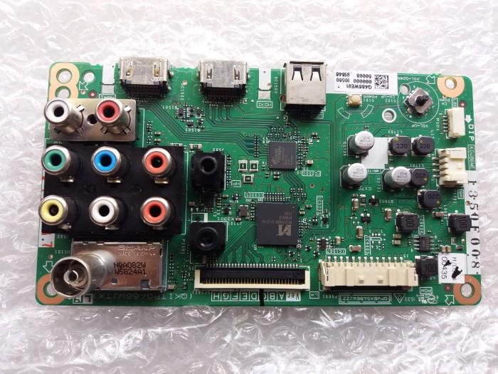 harga Mainboard led tv sharp lc32le265i. mainboard led tv sharp lc32le2651 Tokopedia.com