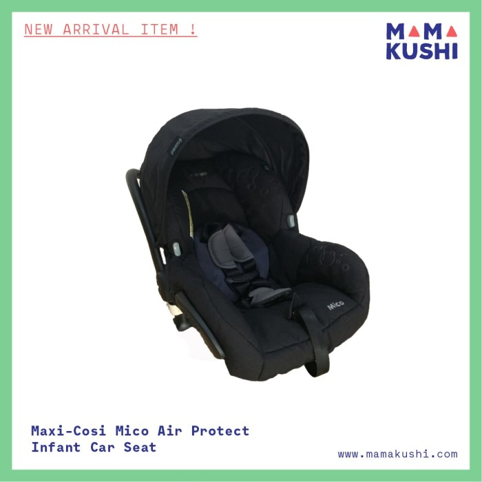 Jual Maxi Cosi Mico Air Protect Infant Car Seat Dki Jakarta Mamakushi Tokopedia