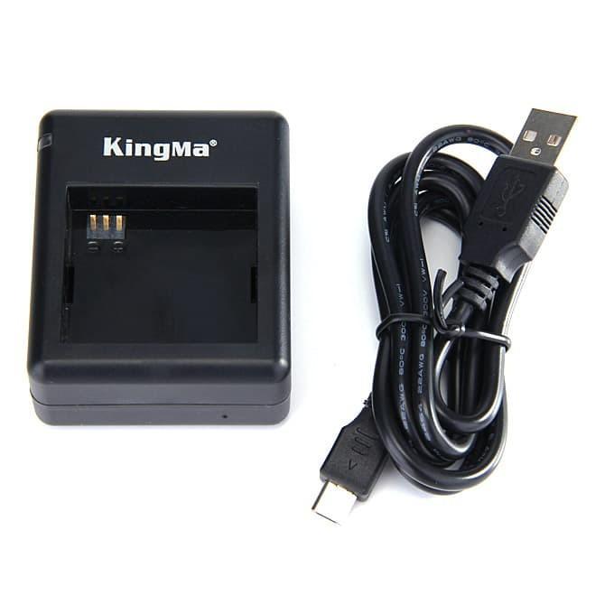 Foto Produk KingMa Dual Charger for XiaoMi Yi Action Camera dari Beli Aja ID