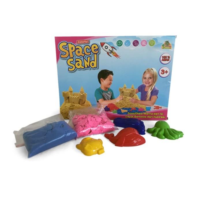 harga Pasir Mainan - Space Sand Blanja.com