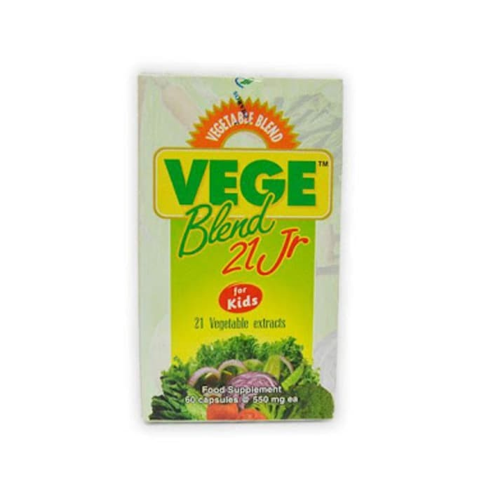 Katalog Vegeblend 21 Junior Travelbon.com