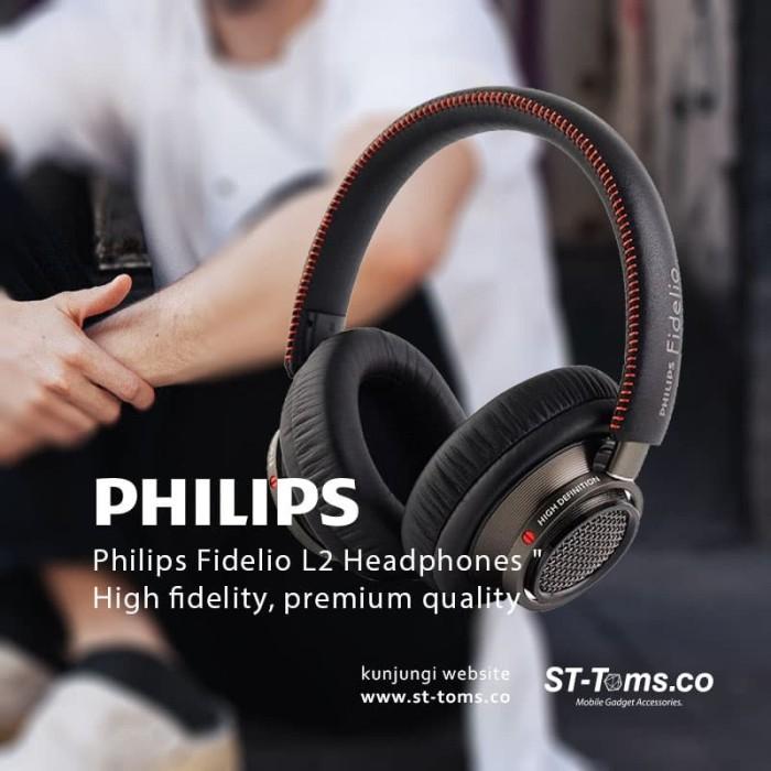 Jual Philips Fidelio L2 Headphones   High Fidelity Premium Quality Harga Promo Terbaru