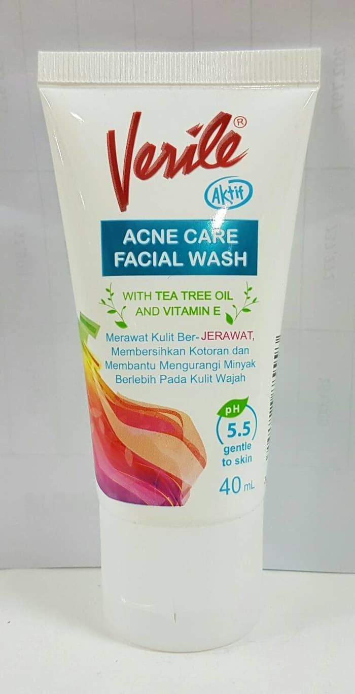 special Verile Acne Care Facial Wash 40 ml