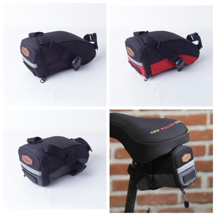 harga Tas sepeda   tas saddle   saddle bag eibag 1506 Tokopedia.com