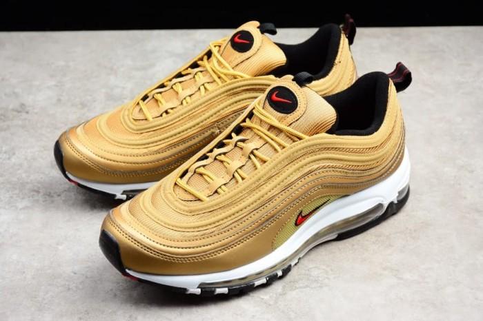 best sneakers 59bd7 8af11 Jual Nike Air Max 97 OG QS Metallic Gold - Kota Surabaya - Yur Sneaker |  Tokopedia