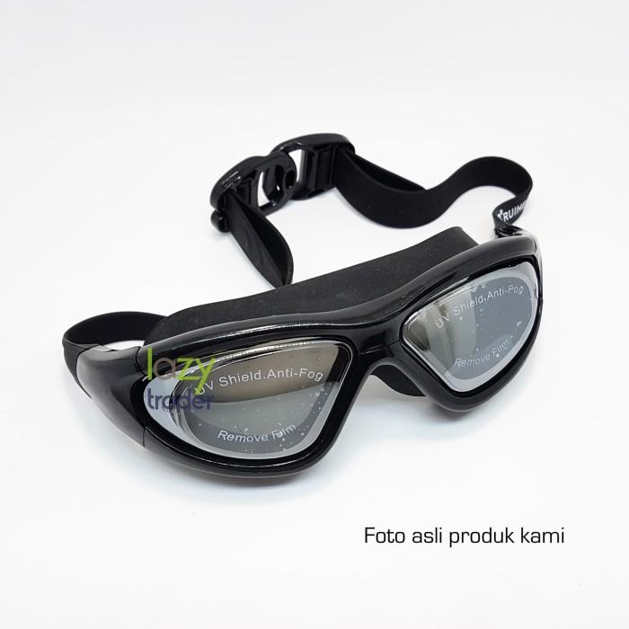 Jual Kacamata Renang Minus Big Frame (Myopia) - Swim Goggles - Lazy ... c89aa1ed26
