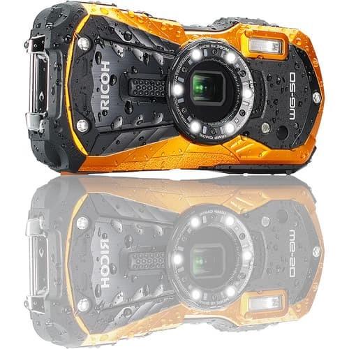 harga Ricoh wg-50 digital camera waterproof -kamera pocket ricoh wg50 Tokopedia.com
