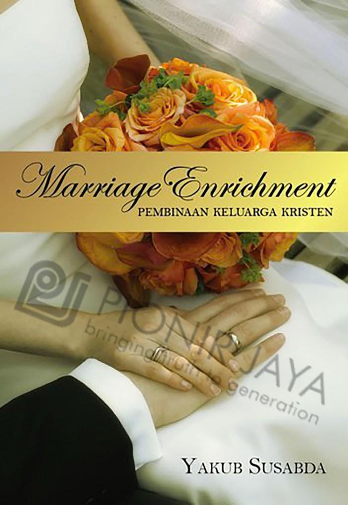 harga Marriage enrichment - yakub subsada Tokopedia.com