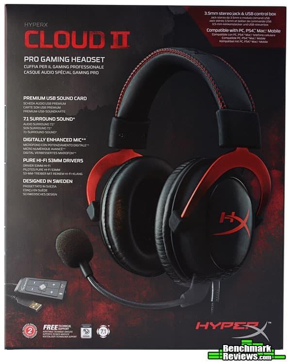 harga Kingston hyperx/hyper x cloud ii / cloud 2 gaming headset red / merah Tokopedia.com