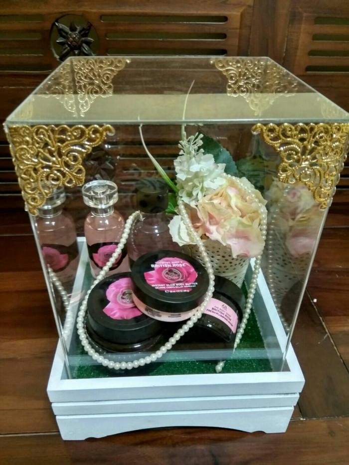 Sewa Box Hantaran Seserahan Pernikahan Pengantin Area Malang Saja