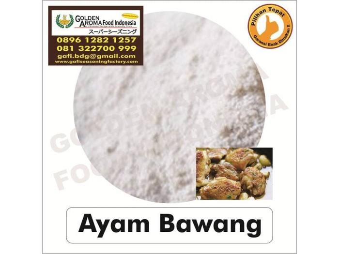 Bumbu tabur ayam bawang. 0896-1282-1257 (wa) chicken onion seasoning